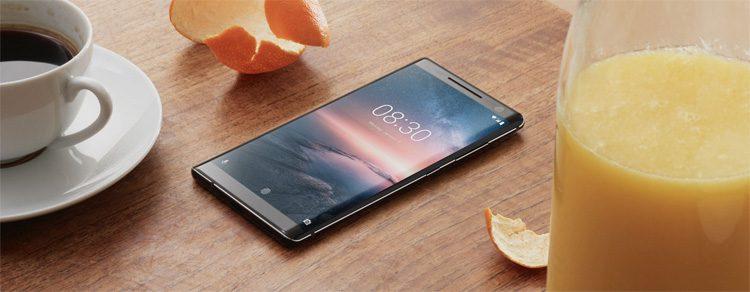 آپدیت گوشی Nokia 8