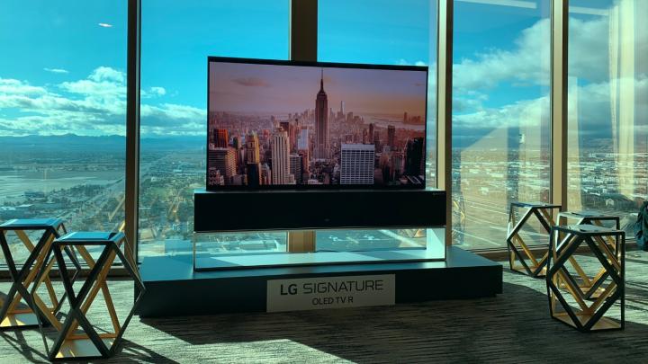 تلویزیون جدید ال جی