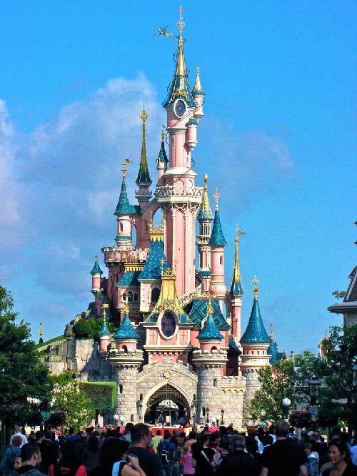 Sleeping Beauty's Castle, France