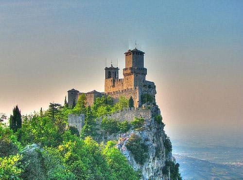 Guaita Castle, San Marino