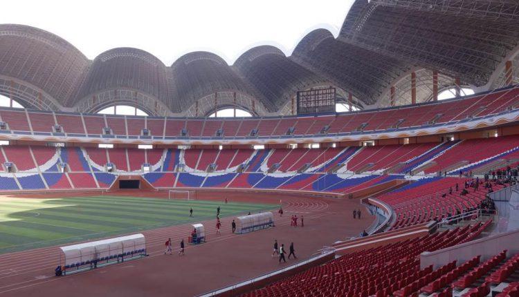 بزرگترین ورزشگاه جهان