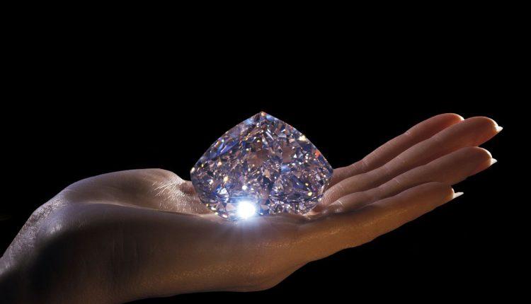 گرانترین الماس دنیا
