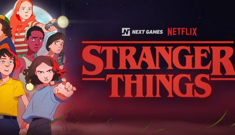 بازی Stranger Things