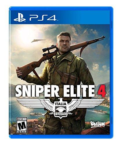 بهترین بازی های جنگی PS4