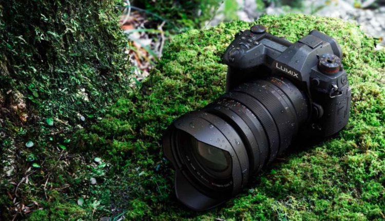 دوربین پاناسونیک Lumix S1H