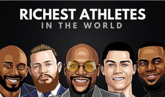 پردرآمدترین ورزشکار جهان