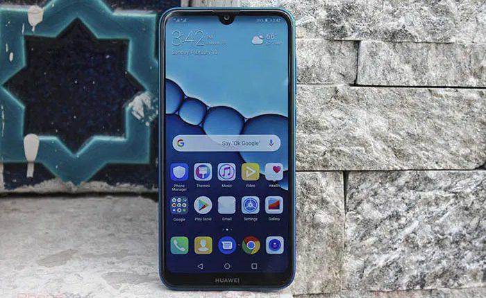 بررسی تخصصی گوشی Y7 Prime 2019