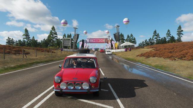 بررسی بازی Forza Horizon 4 5