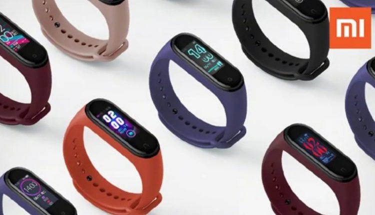 دستبند هوشمند Mi Band 5