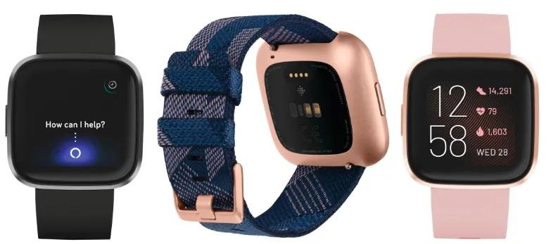 ساعت هوشمند فیت بیت ورسا