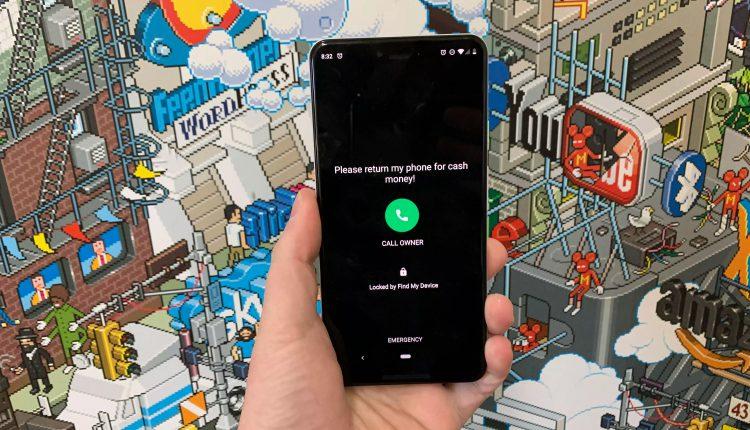برنامه ردیابی گوشی دزدیده شده
