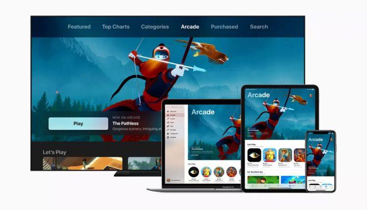 اپل آرکید Apple Arcade