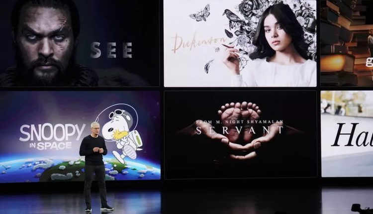 اپل تی وی پلاس Apple TV Plus
