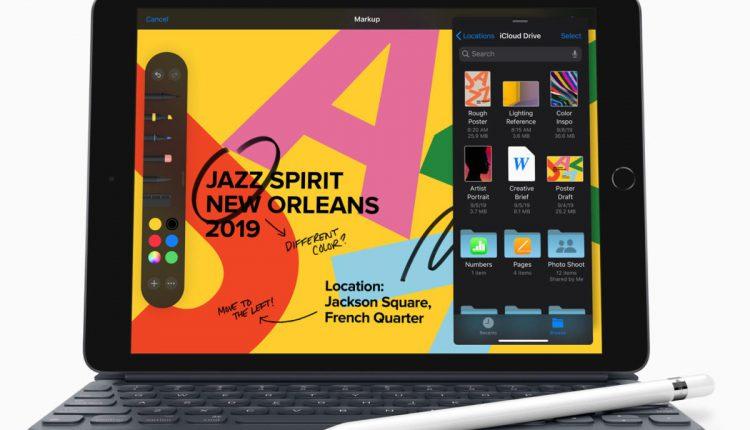 قیمت تبلت اپل iPad Gen 7