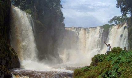 آبشار Chukes Kongou