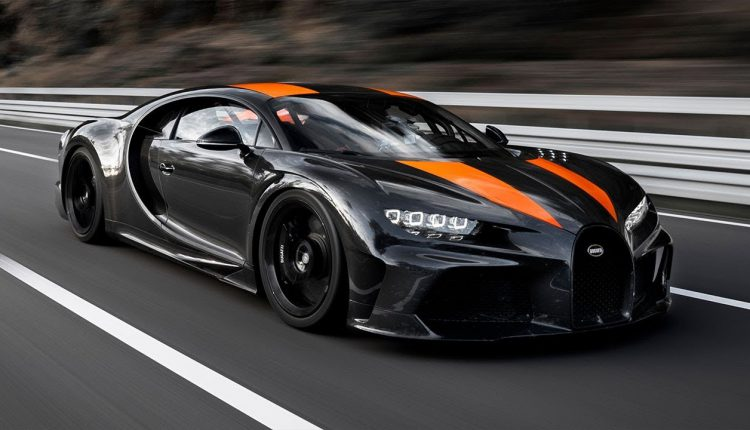 سریعترین ماشین جهان