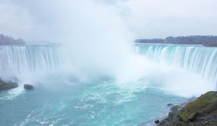 عریض ترین آبشار های جهان