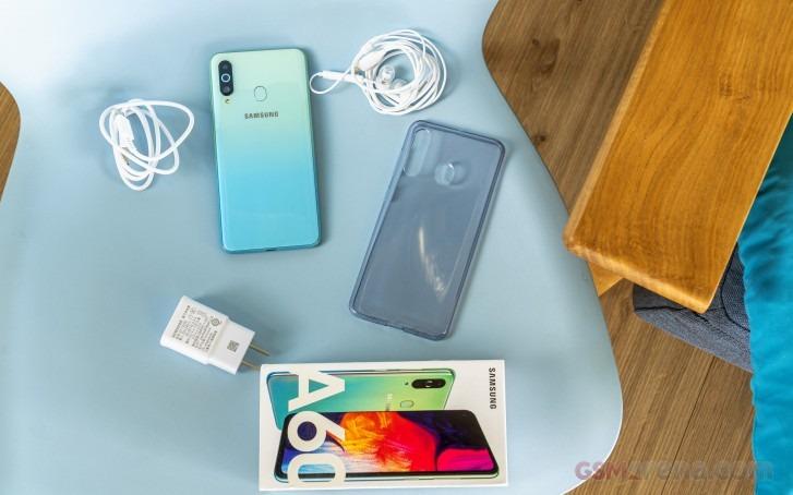 بررسی تخصصی گوشی A60