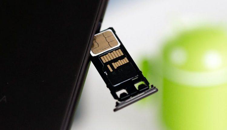 فرمت کردن کارت حافظه در گوشی سامسونگ A10
