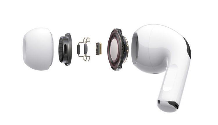 قیمت و مشخصات فنی ایرپادز Pro