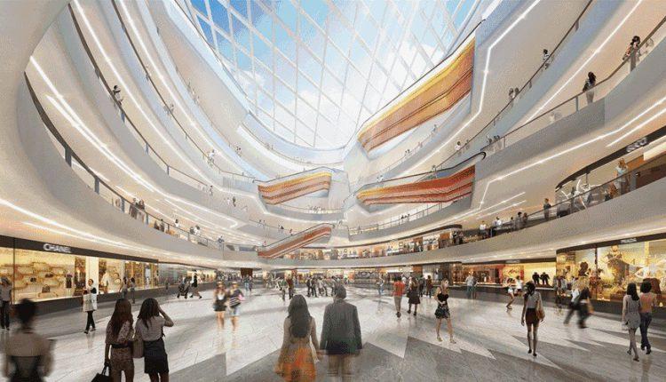 مرکز خرید L+Mall نخستین در جهان