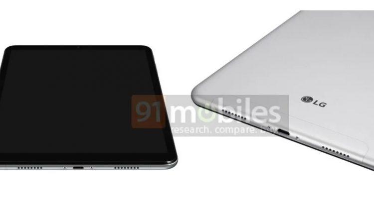 مشخصات فنی تبلت LG G Pad 5 10.1