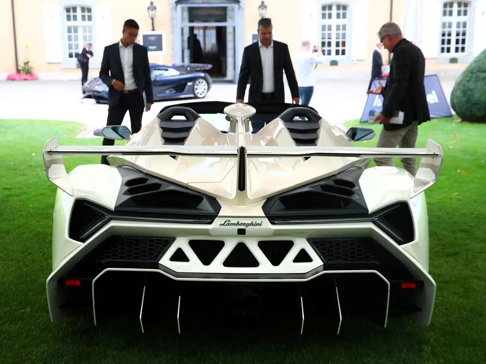 پیشرفته ترین ماشین جهان