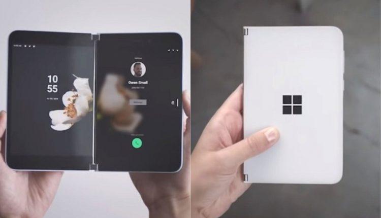 گوشی تاشو مایکروسافت Surface Duo