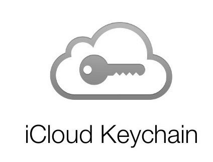 برنامه iCloud Keychain