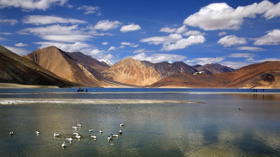 پنجمین کشور پر آب ترین جهان : چین