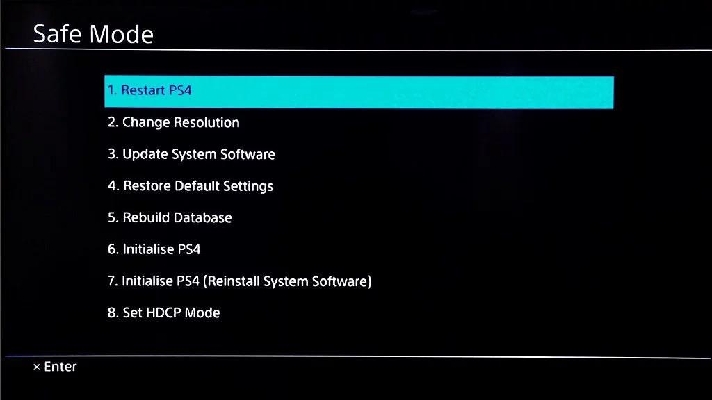 رفع مشکل auto eject کنسول PS4