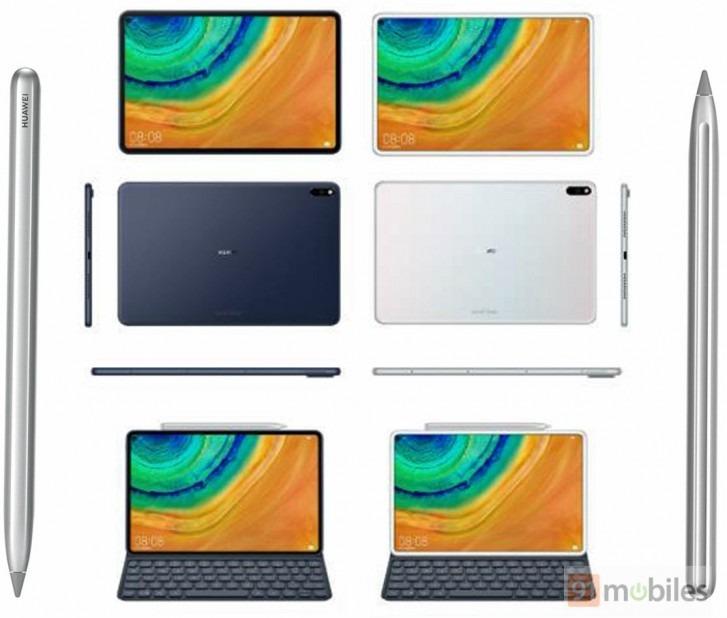 تبلت هوآوی MatePad Pro