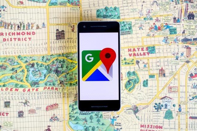 ترفند های استفاده از گوگل مپ