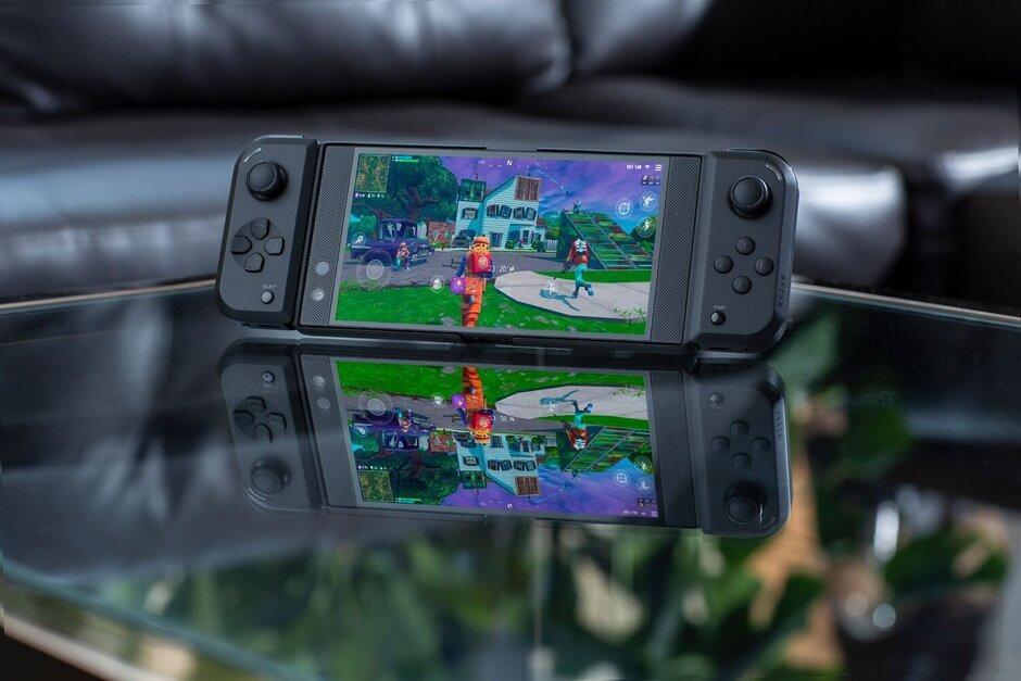 دسته بازی موبایل ریزر