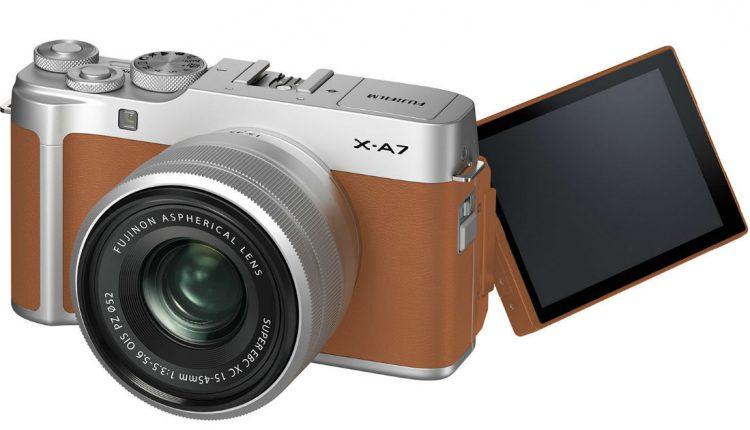 دوربین دیجیتال بدون آینه Fujifilm X-A7