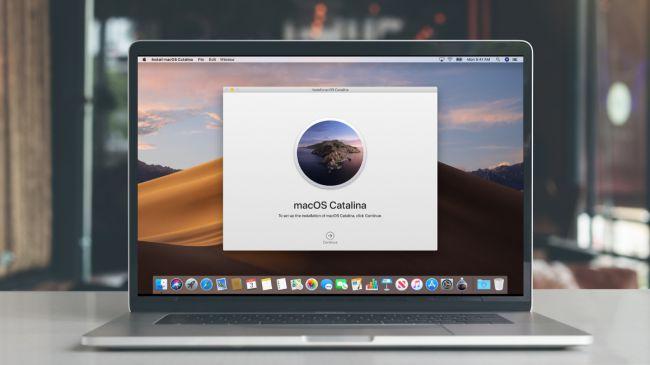 سیستم عامل macOS Catalina 2