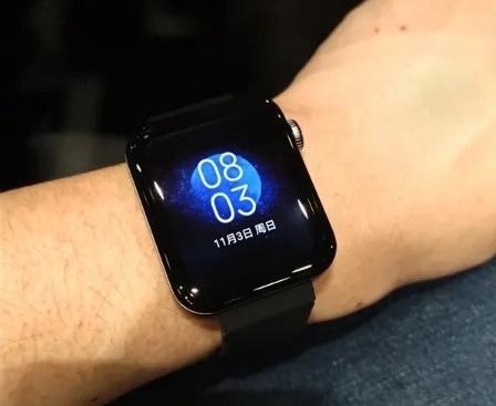 قیمت و مشخصات فنی ساعت شیائومی Mi Watch