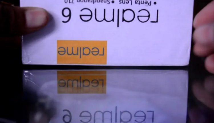 مشخصات گوشی Realme 6