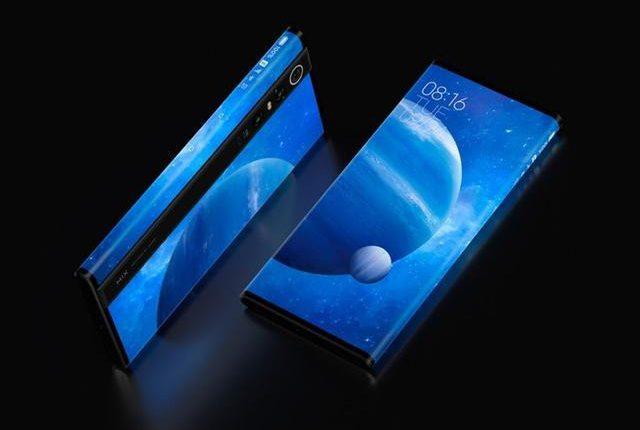موبایل Mi Mix Alpha
