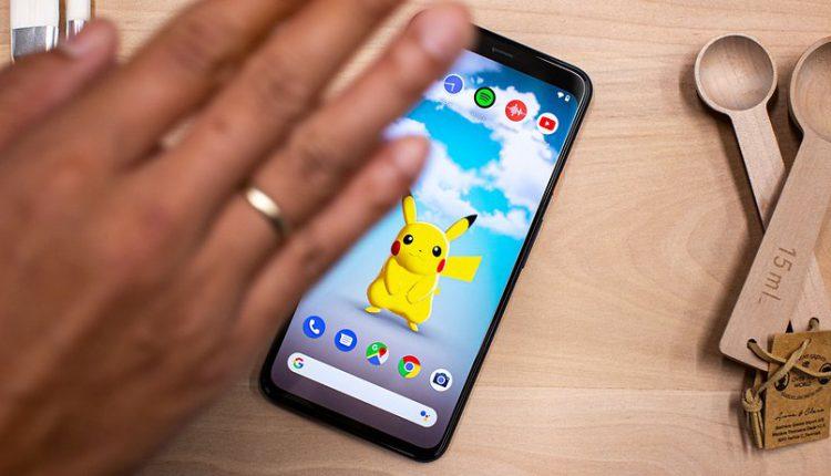 چگونه از Motion Sense در گوشی Pixel 4 XL استفاده کنیم