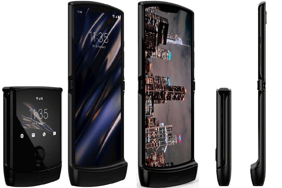 گوشی تاشو Motorola Razr 2