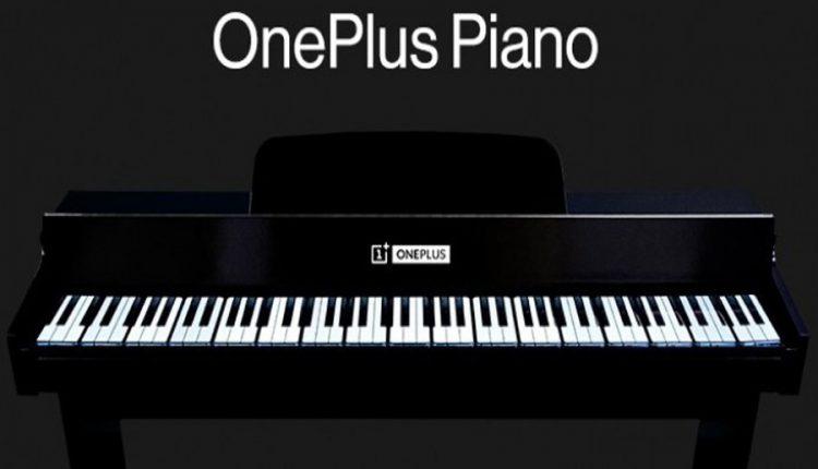 پیانو OnePlus