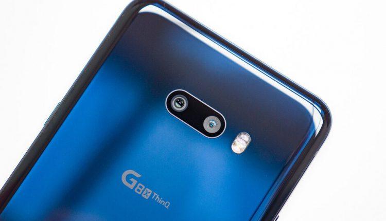 گوشی LG G8X