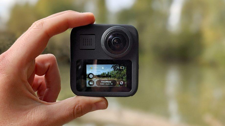 بررسی دوربین GoPro Max