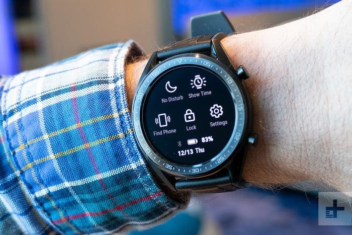 بررسی مشخصات ساعت هواوی Watch GT