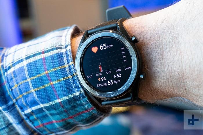 بررسی مشخصات فنی ساعت هواوی Watch GT