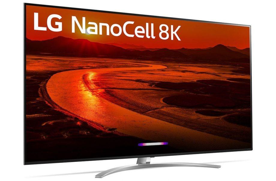تلویزیون جدید ال جی 75SM9900
