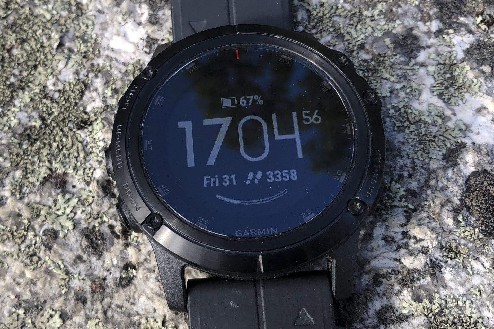 ساعت Garmin Fenix 5X Plus