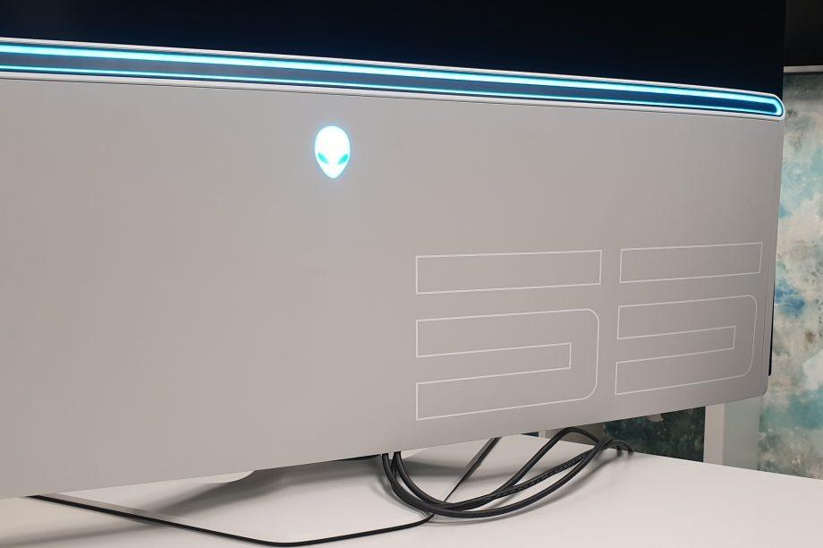 مانیتور بازی Alienware 55 OLED