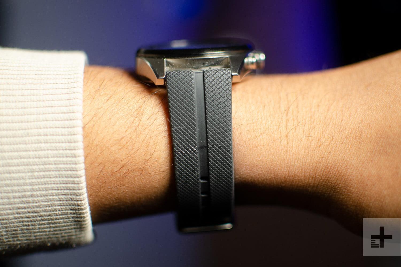 مشخصات ساعت ال جی Watch W7
